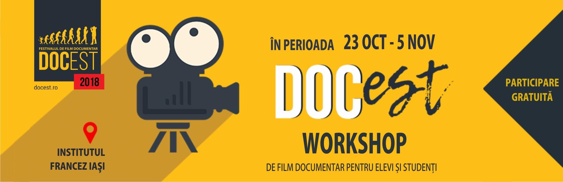 (Română) Workshop de film