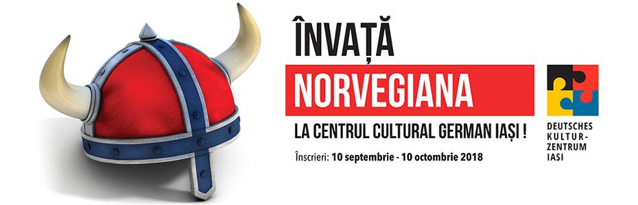 Cursuri de norvegiană