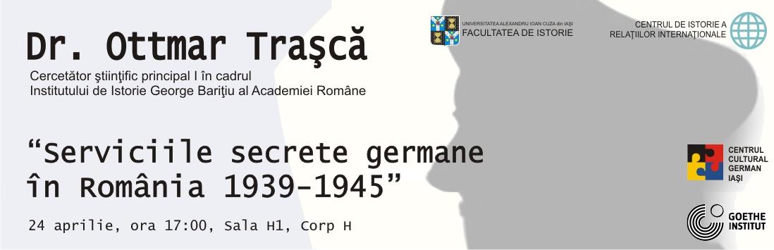 (Deutsch) Conferinta Ottmar Trasca