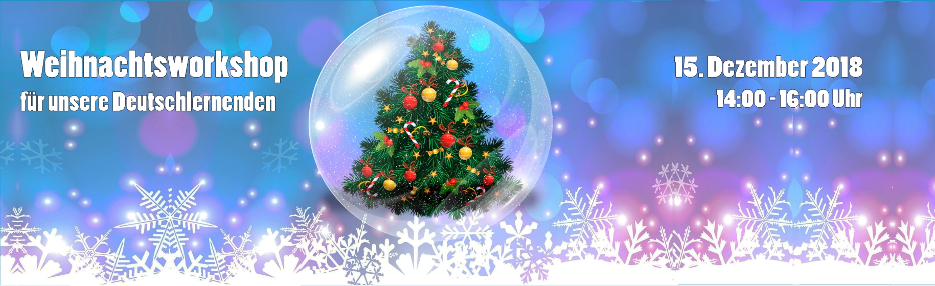 (Română) Weihnachtsworkshop