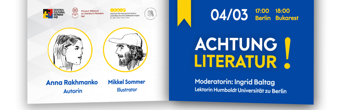 #1 Achtung Literatur!
